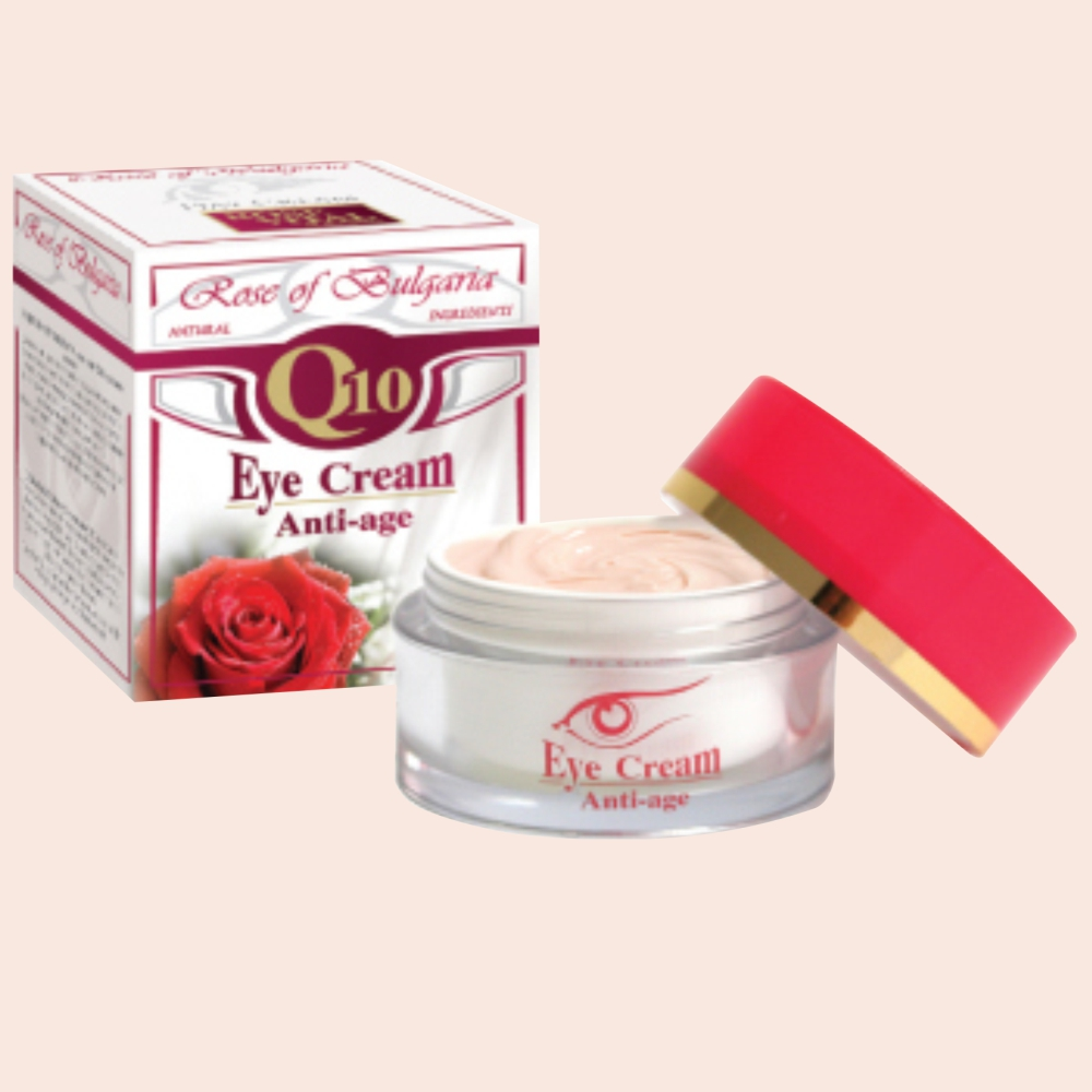 Day-night eye anti-age cream with co-enzyme Q10 - 25 ml