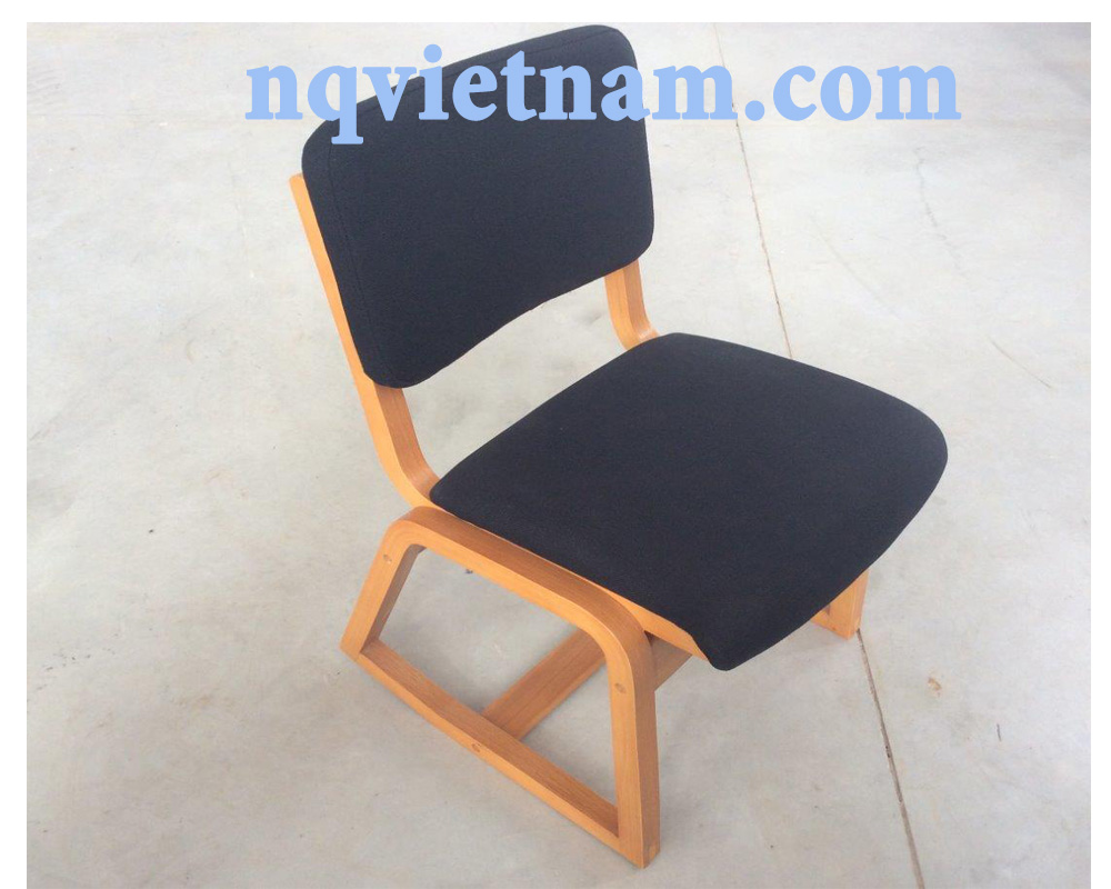 chair with upholstered seat from Vietnam