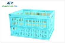 High quality plastic crate/ fruit and vegetable box