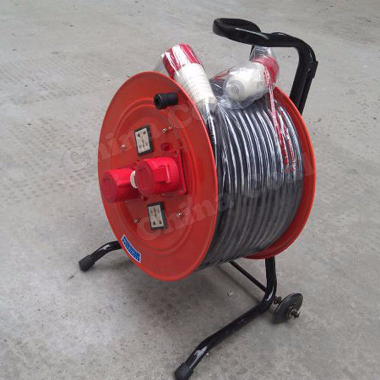 Automatic Industrial Equipment Application Electric Cable Reels