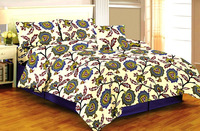 2015 luxury india factory 60%cotton40%polyester Jacquard cotton bedding set,duvet cover with lace comforter sets 2015 comforter