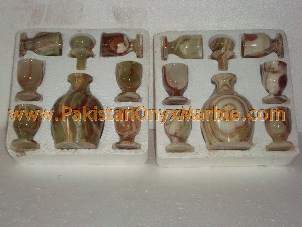 unique and best price Natural ONYX WINE SHERRY GLASSES