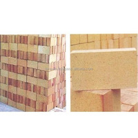 Standard Size High Alumina Refractory Fire clay Brick