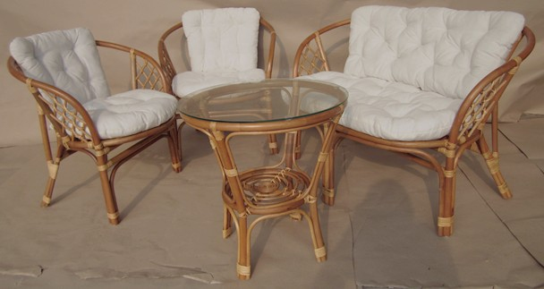 Bahama Rattan Set a fantastic low price..!!