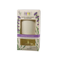 Relaxing Electric Aromatherapy Air Freshener, Lavender 0.52 oz by Aura Cacia