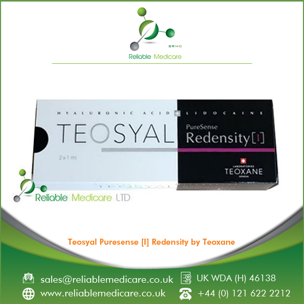 Teosyal Puresense [I] Redensity by Teoxane to Prevent Skin Ageing