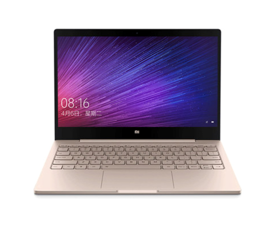 EU DHL Shipping 2016 Ultra Slim Laptop 12.5 inch Xiaomi Air Notebook 4GB RAM 128GB SSD