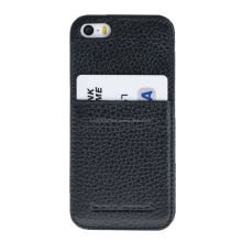 New Premium Fashion Genuine Leather Phone Case for iPhone 5 - 5S - 5C - SE