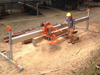 "6"" Cut Chainsaw WARRIOR Sawmill"