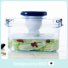 High quality and Popular kimchi jar pickle container for home use with various sizes