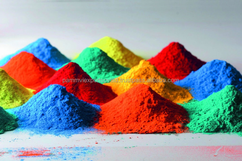 Pigment for ink, paint, plastic, textile, rubber industries