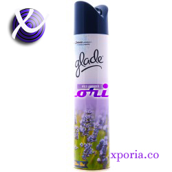 GLADE Fragrance Aerosol LAVENDER 350ml | Indonesia Origin | Cheap popular air freshener for home use
