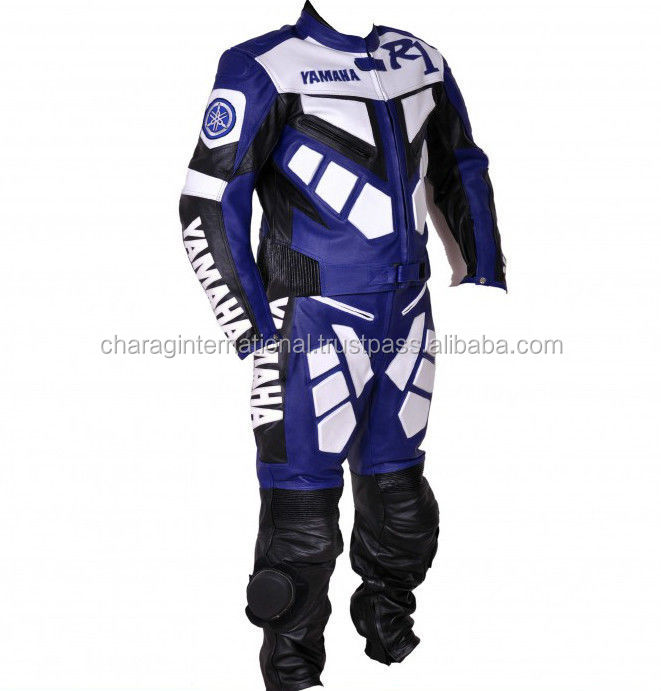 high quality full leather motorcycle suit racing suit for Sale