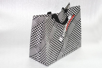 PP WOVEN BAG WITH HANDLE shopping bag