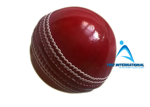 THIZ Cricket Ball (five star ball)-Alum Tanned Inside Five Layers Quilted Cork
