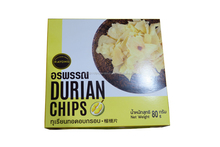 crispy durian dried fruit from thailandf