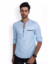mens kurta - Gents Organic Cotton Kurta