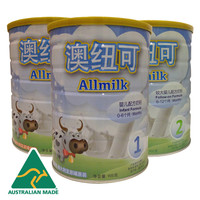 100% Australian Infant Formula Stage 1, 2 and 3