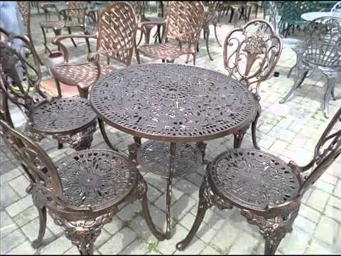 Get Quotations Cast Iron Garden Furniture I Metal