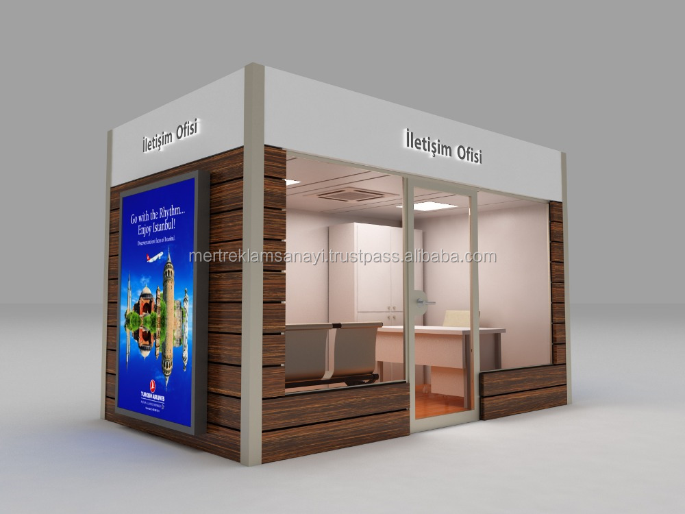 Cap Point Outdoor Cap Stand, Info Stand, Outdoor Kiosk Modular Kiosk Indoor candy design Ice cream waffle fast food sentry sleep