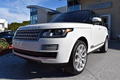 Export/Import Ready 2017 Land Rover Range Rover HSE