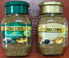 Jacob's Coffee Jacobs Kronung Instant 250gr jar, 500gr
