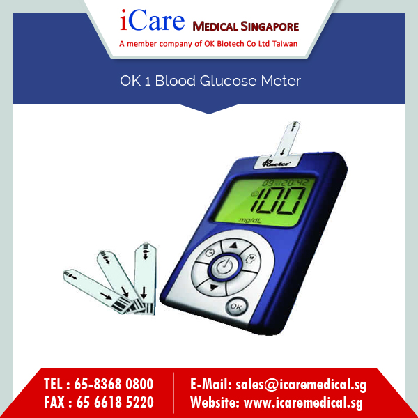 Accurate Digital Device for Blood Glucose Measurement