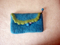 Quality Felt Phone Cover Mobile Case Wool Felt Pouch