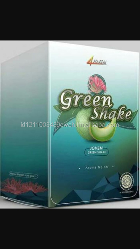 GREEN SHAKE For Diet