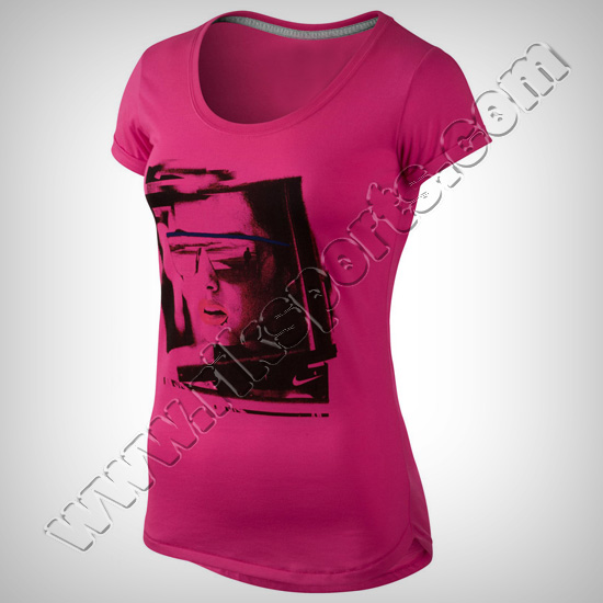 Women Beautiful Sports T-Shirts Casual T-Shirts With 100% Cotton