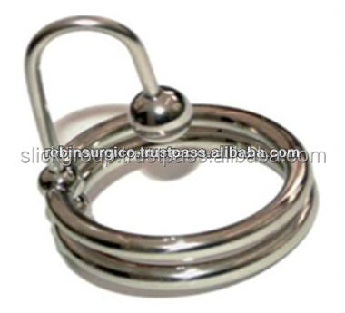 stainless steel penis rings dual ring