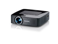 Philip PicoPix PPX3614 LED Multimedia Pocket Projector with Wi-Fi