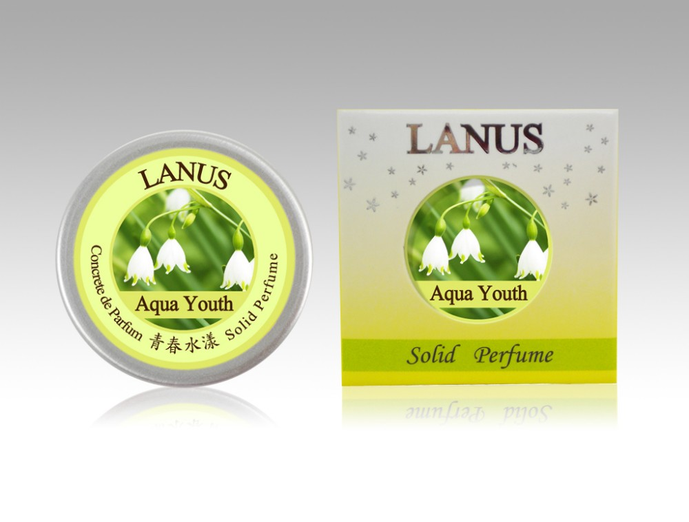 Cosmetics - LANUS Solid Perfume(Aqua Youth)
