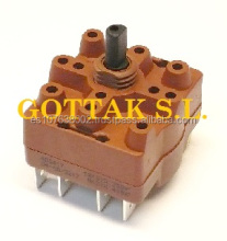 GOTTAK High Quality (for faulty soken substitute) miniature blender 3 speed fan rotary switch 16a 250v