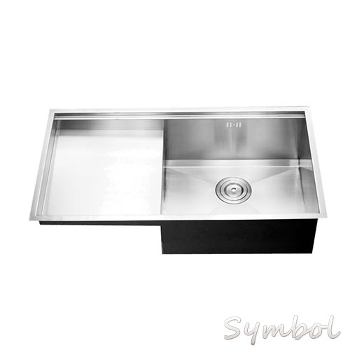 Made in China Stainless steel hardware 16G handmade sink