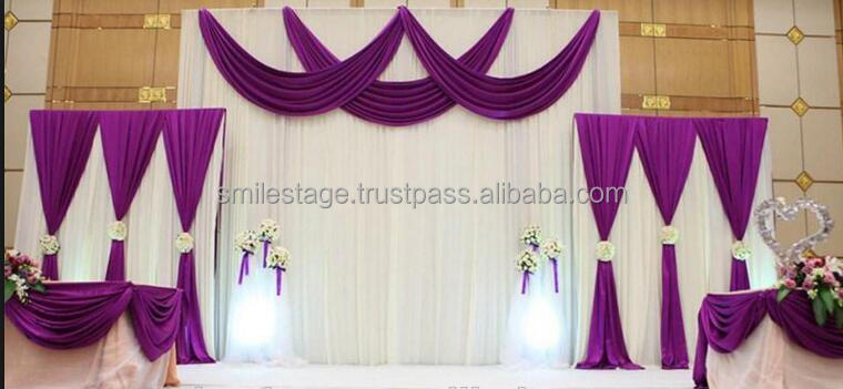 cheap pipe drape pipe and drape wedding backdrop pipe and drape frame