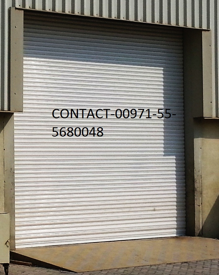continuous profile rolling shutters