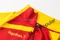 Healong 3D sublimation transfer personalized digital textile printing Buy Soccer Jerseys quick dry