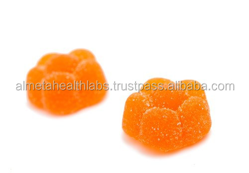 GREAT TASTE Gummies Vitamin C Supplement Best Nutritional Supplements