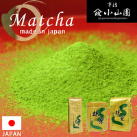 Various Grades Of Premium Matcha Japan