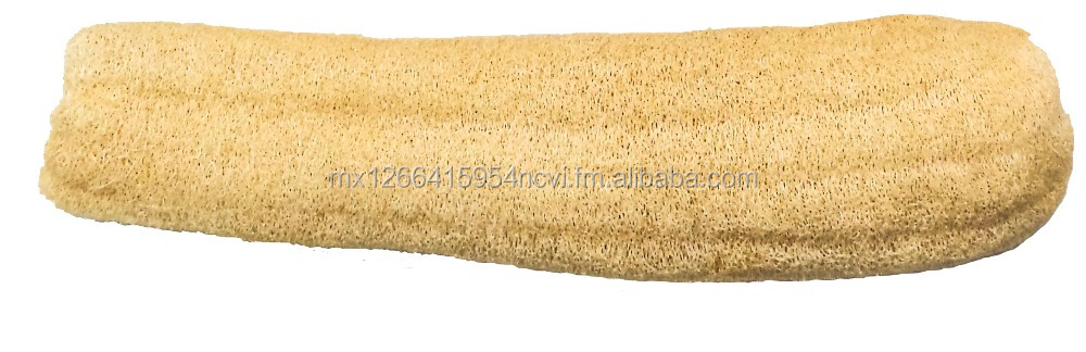 Natural / Whole / Unprocessed / Raw / Mexican Loofah / Luffa