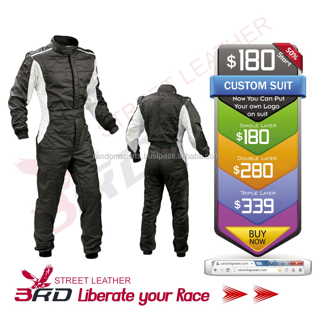 racing suit for car , car racing products