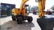Used Hyundai R140W Wheel Excavator, Used Hyundai 130 /140 /150 Wheel Excavator