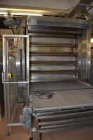 DAUB HANSEAT SET: Industrial Bakery Oven and Automatic Proofer NEW PRICE!