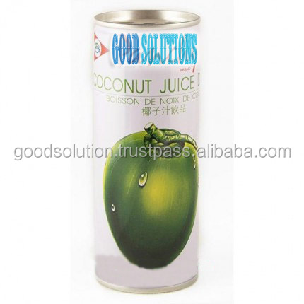 Coconut Juice Fruit