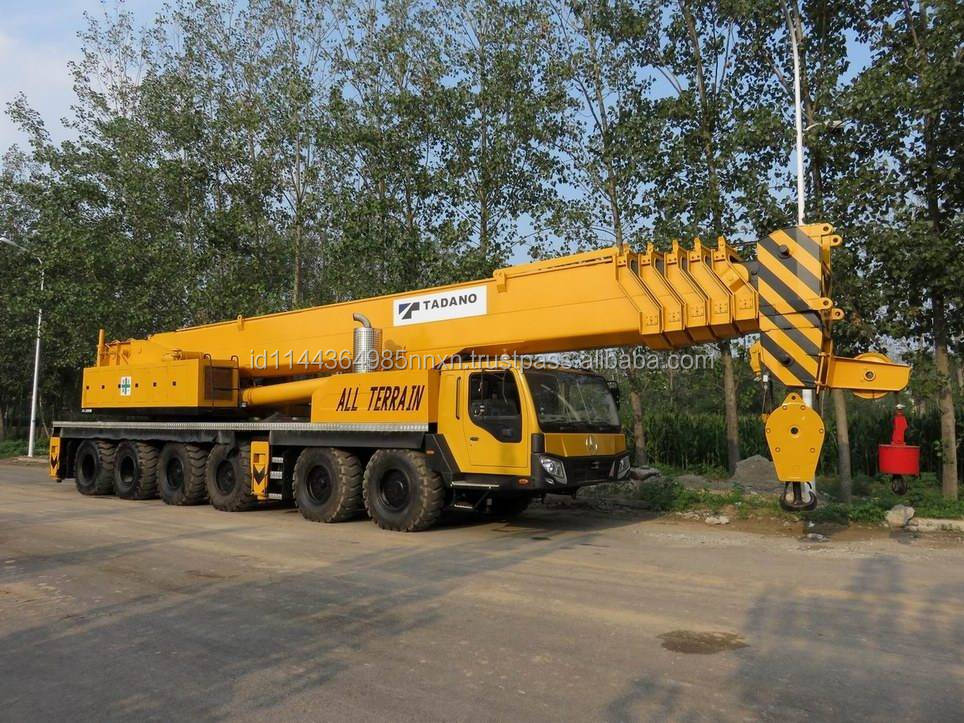 TADANO 25 ton 20 ton luffing jib tower crane for sale