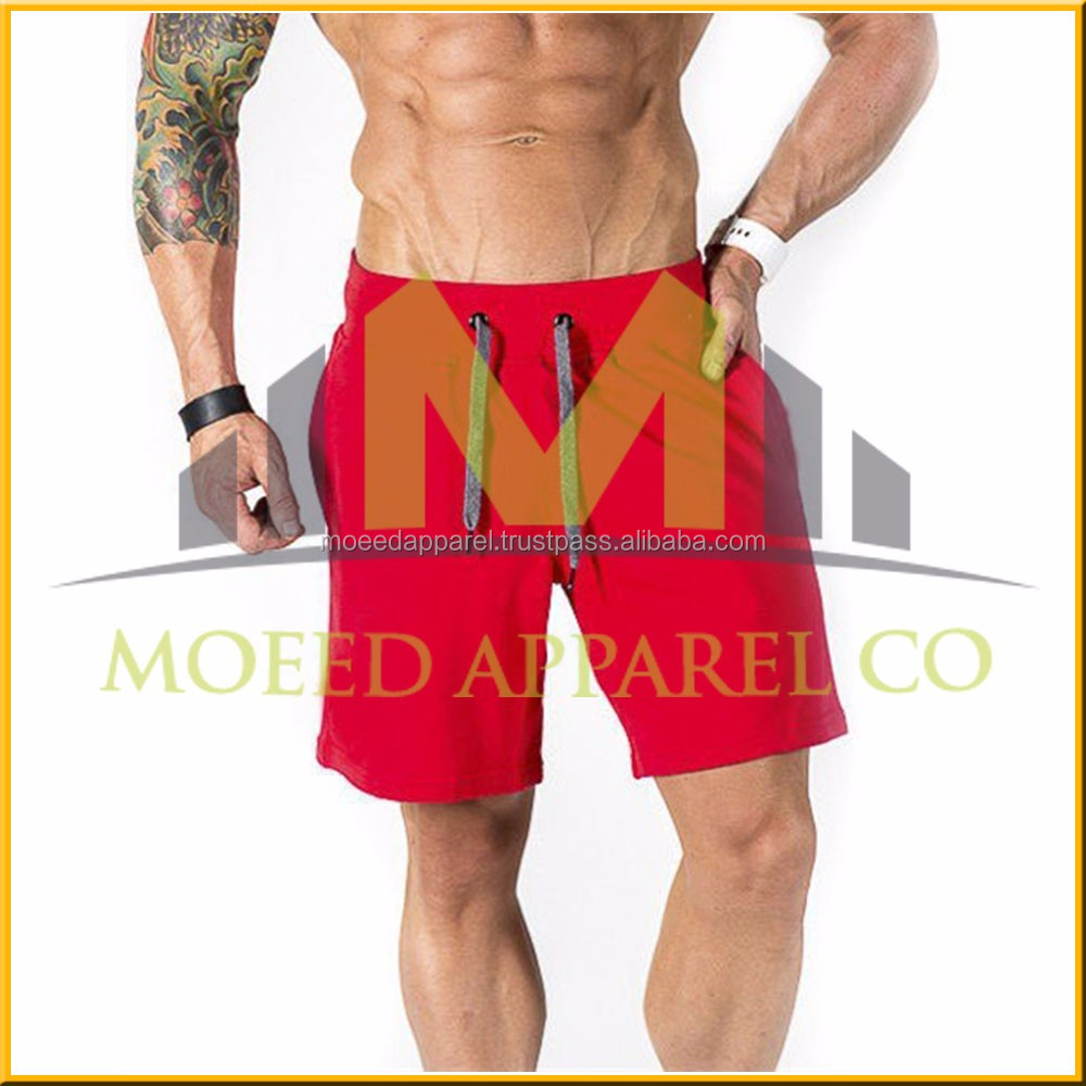 Custom Factory Sweat Shorts Men's short pants custom wholesale