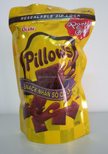 New product -Snack Filling Chocolate Flavor Oishi Pillows 100g Bag/ Wholesale snack /Vegetable Snacks / Dried