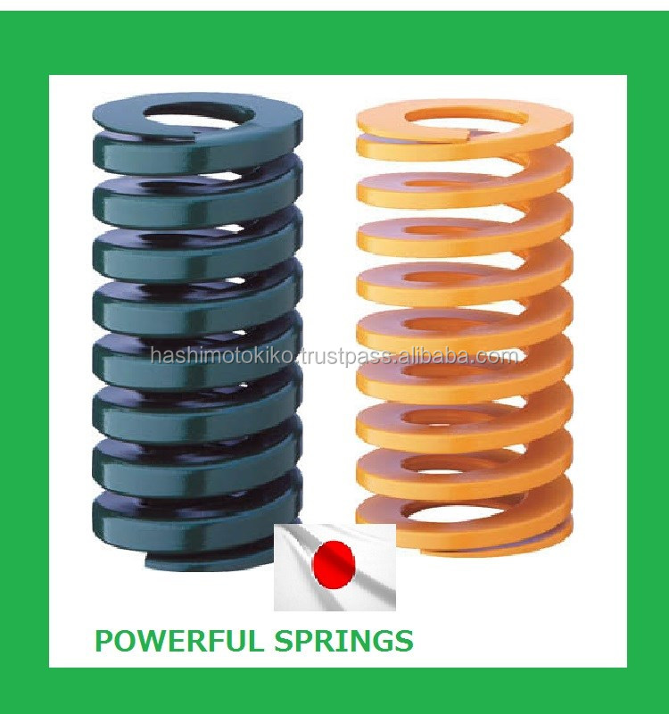 Most famous high grade many variety standard japanese hard springs