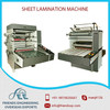 Premium Grade Sheet Lamination Machine with Industrial Standard Available
